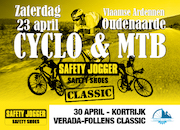 Safety Jogger Classic Gold banner nieuw
