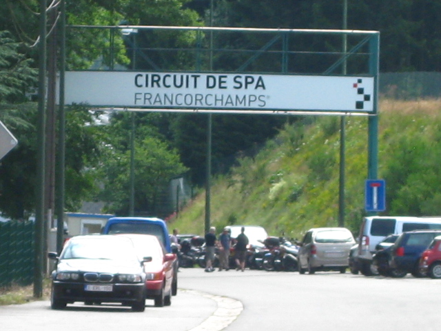 Motorraces in Francorchamps