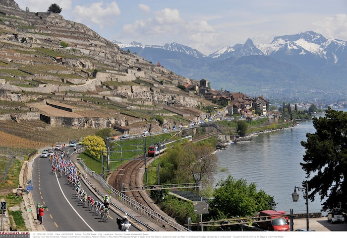 Cycling: Tour de Romandie / Stage 5