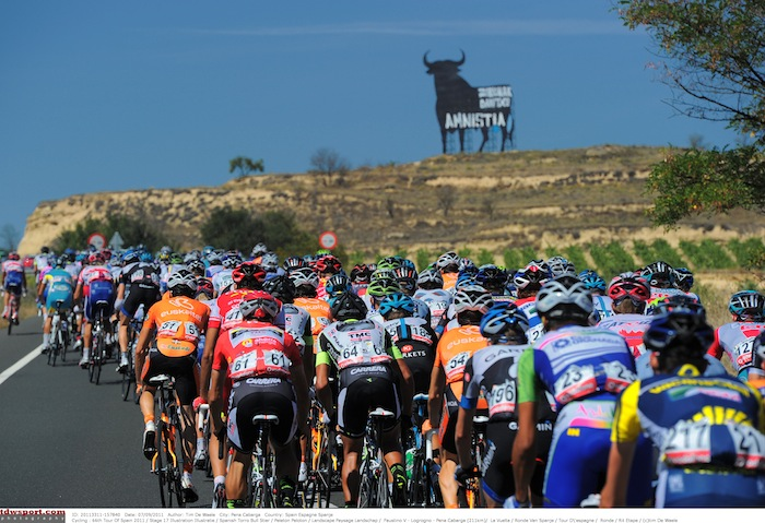 Cycling : 66th Tour of Spain 2011 / Stage 17