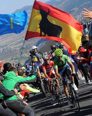 Cycling : 67th Tour of Spain 2012 / Stage 16