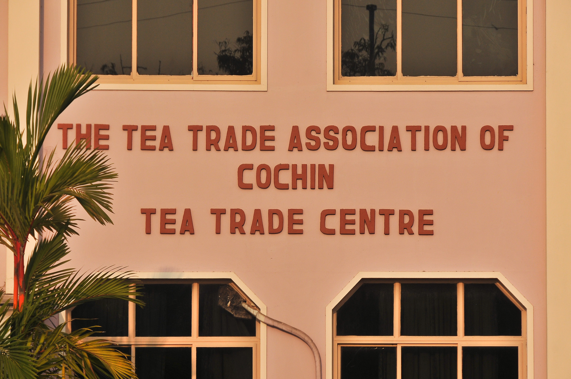The Tea Trade Association of Cochin