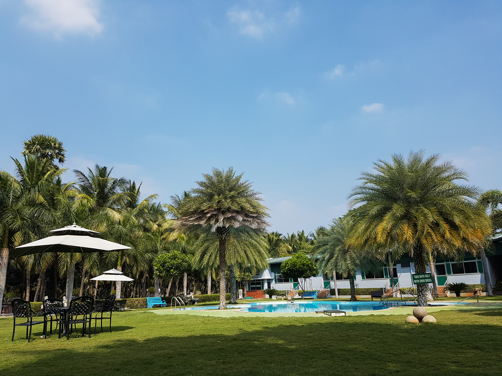 Sakthi River Resort