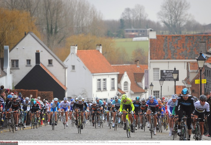 The Th Edition Of Nokere Koerse Since  Also Called The Danilith Classic Takes Place On Wednesday March Th