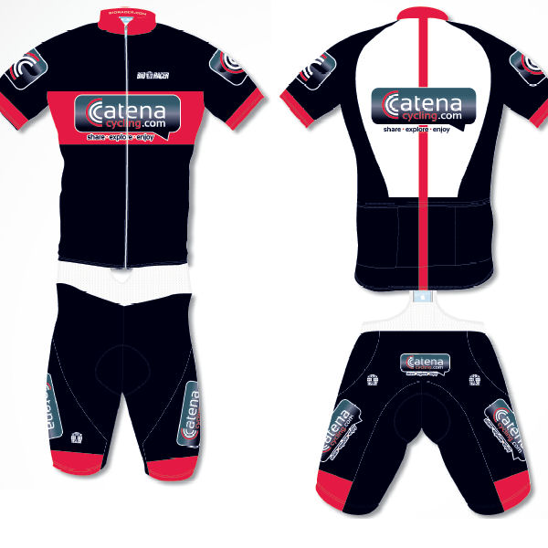Catena cycling outfit